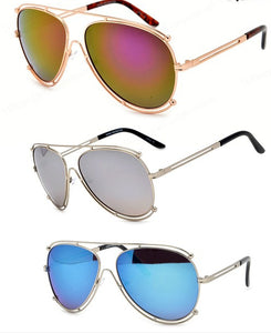 Circle Matrix Aviators