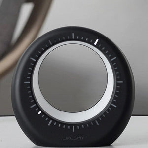 USB Charging Touch Sensor LED Moon Alarm Clock