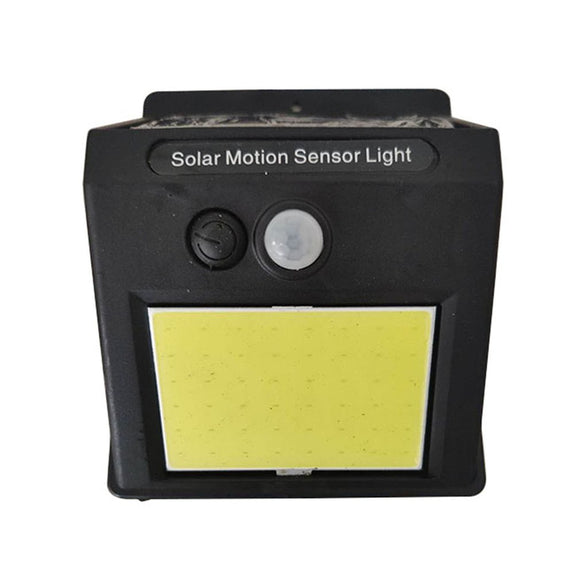 Motion Sensor Street Lamp Induction Solar LED Wall Light