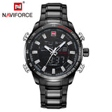 Casual Sport Waterresistant Date Clock Army Military Men Watch Relogio Masculino