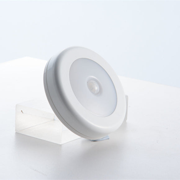 Infrared PIR Motion Sensor 6 Led Night Light Wireless Detector Light Auto On/Off