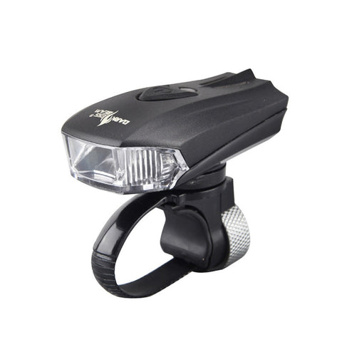 USB Rechargeable Bike Light Bicycle Headlight LED Front Lights Cycling Safety Flashlight