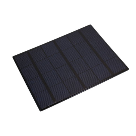 Outdoor Solar Charger Panel To Mobile Phone Other Digital Product 580-600MA Charger Panel 6V 3W