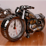 Motorcycle Alarm Clock Home Decorator Crafts (Clock Part Pattern Will Random)