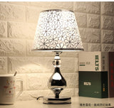 Modern For The Bedroom Living Room Light LED Crystal Table Lamp