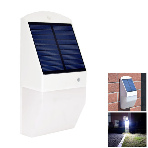 Solar Wireless 25 LED Radar Motion Sensor Waterproof Lamp For Outdoor Lighting