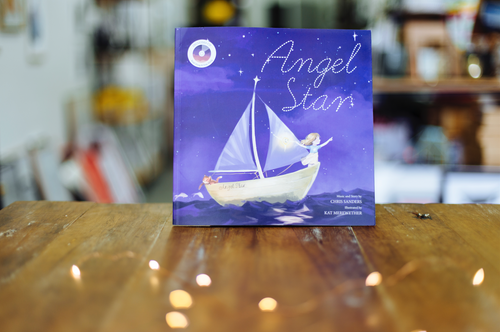 Angel Star Children's Book & CD
