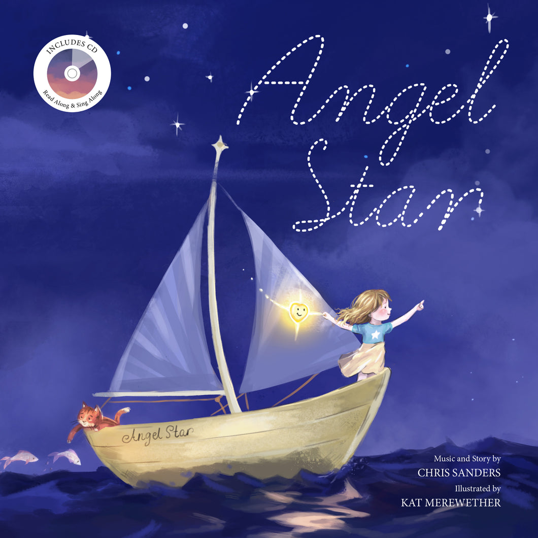 Angel Star Children's Book and Song