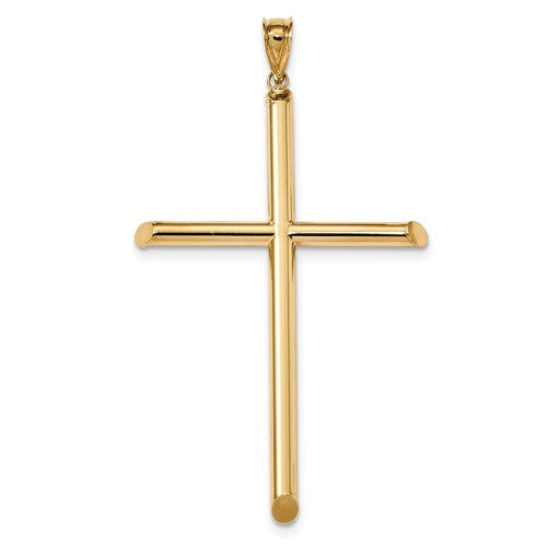 14k Gold Crosses Crucifixes Pendants and Charms