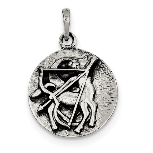 Sterling Silver Zodiac Horoscope Pendants Charms