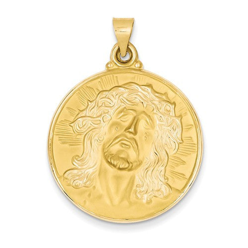 14k Gold Religious Medals Medallions Pendants Charms