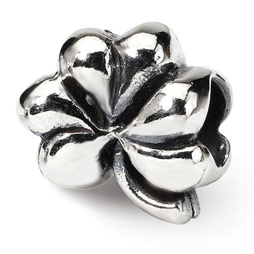 Authentic Reflections Sterling Silver Lucky Clover Bead Charm