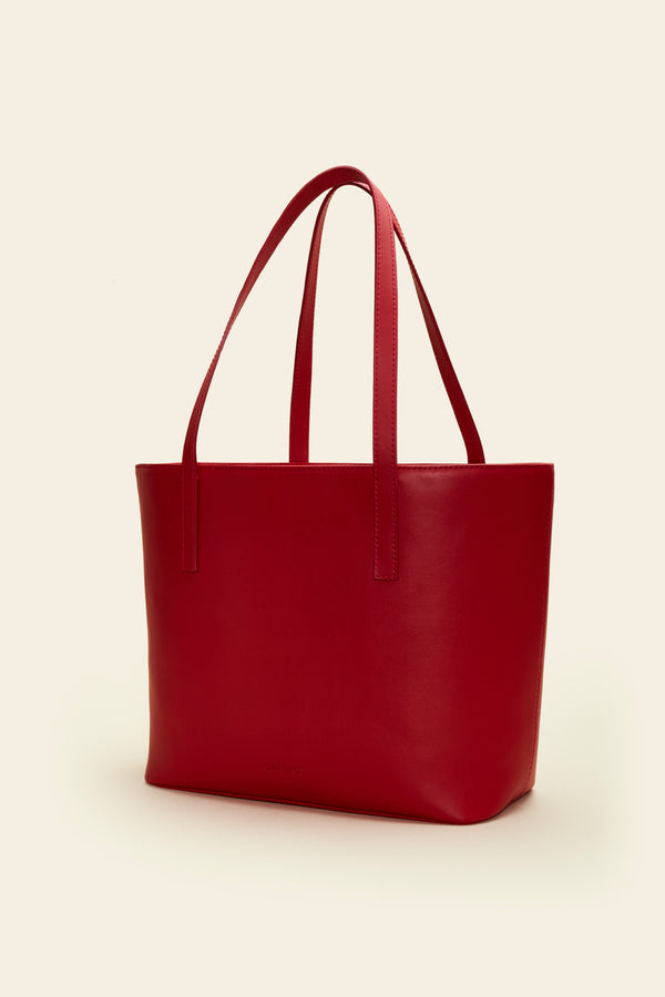 "Basic ""Andrea"" Open Tote"
