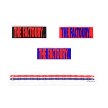 THE FACTOURY® STICKER PACK - MULTI
