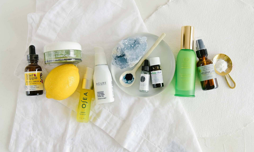 Spring Skin: 3 Key Ingredients to Strengthen and Soothe