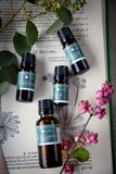 Earth's Aromatique -  Cedar Atlas Essential Oil, Rosewood Essential Oil, Fresh Ginger Essential Oil, Eucalyptus Radiata Essential Oil | Kolya Naturals, Canada