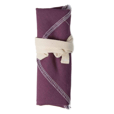 Marley's Monsters Cloth Sandwich Wrap Plum