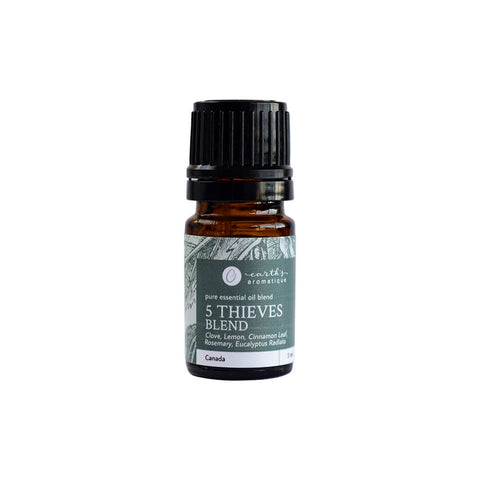 5 Thieves Essential Oil Blend