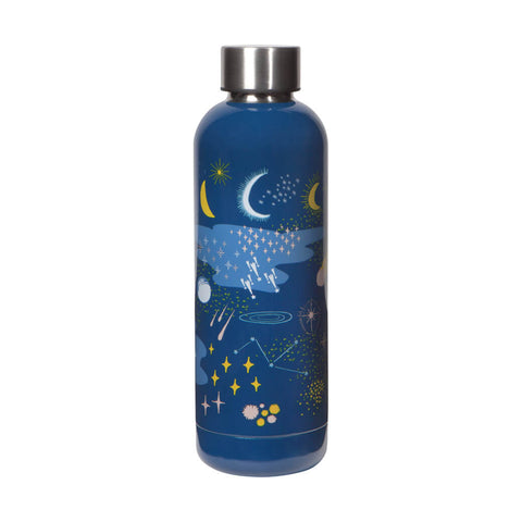 Danica Stainless Steel Water Bottle Blue Cosmic