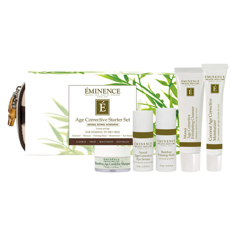 Bag of Eminence Age Corrective Starter Set