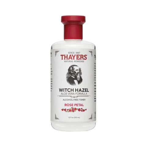 Thayers - Rose Petal Witch Hazel Toner (Alcohol-Free) | Kolya Naturals, Canada
