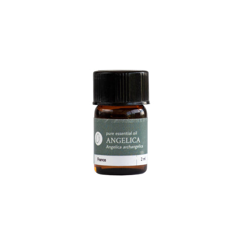 Earth's Aromatique - Angelica Essential Oil 2ml | Kolya Naturals, Canada