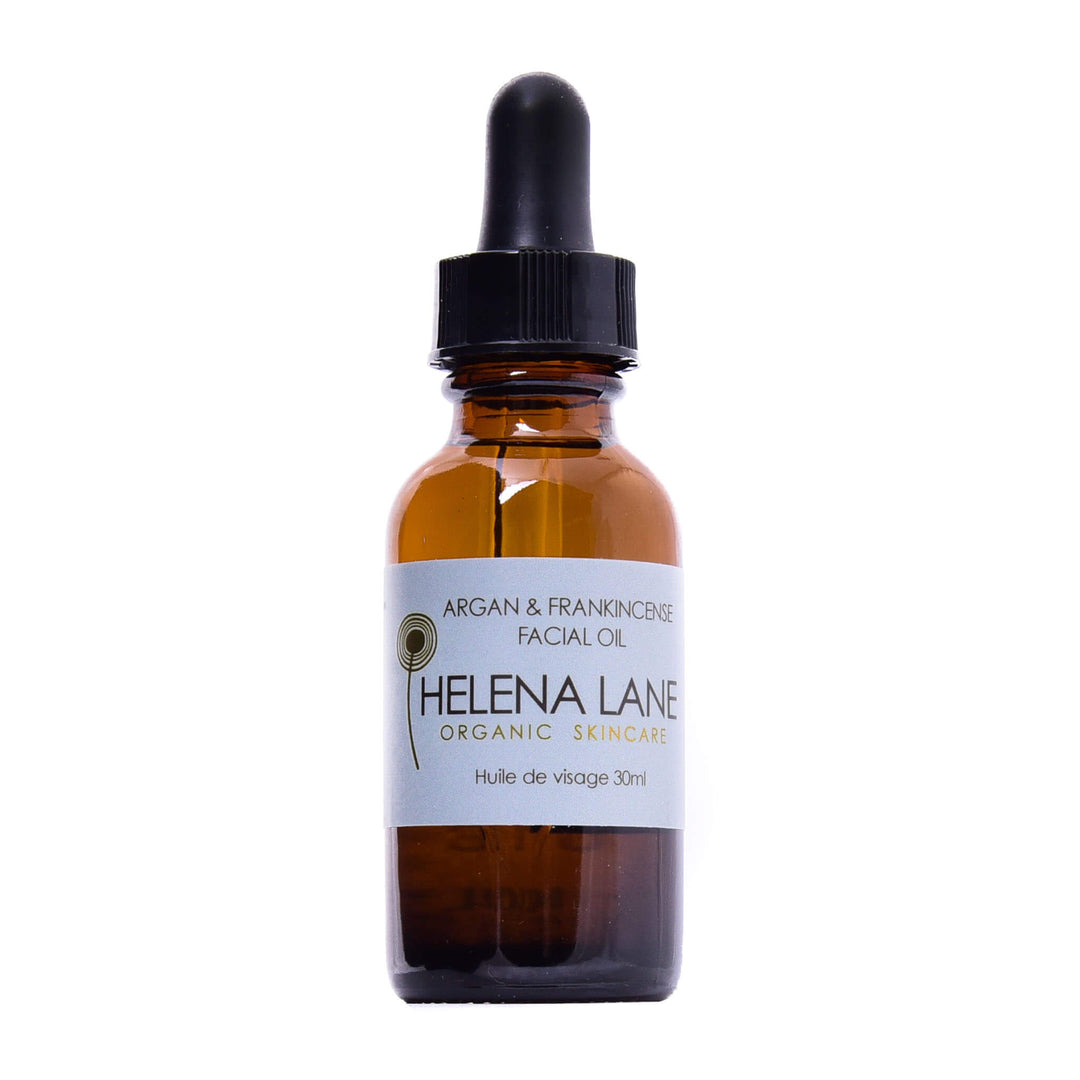 Helena Lane - Argan & Frankincense Facial Oil 30 Milliliters | Kolya Naturals, Canada