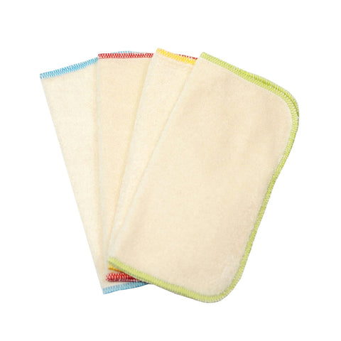 Cotton Baby Wipes, Organic