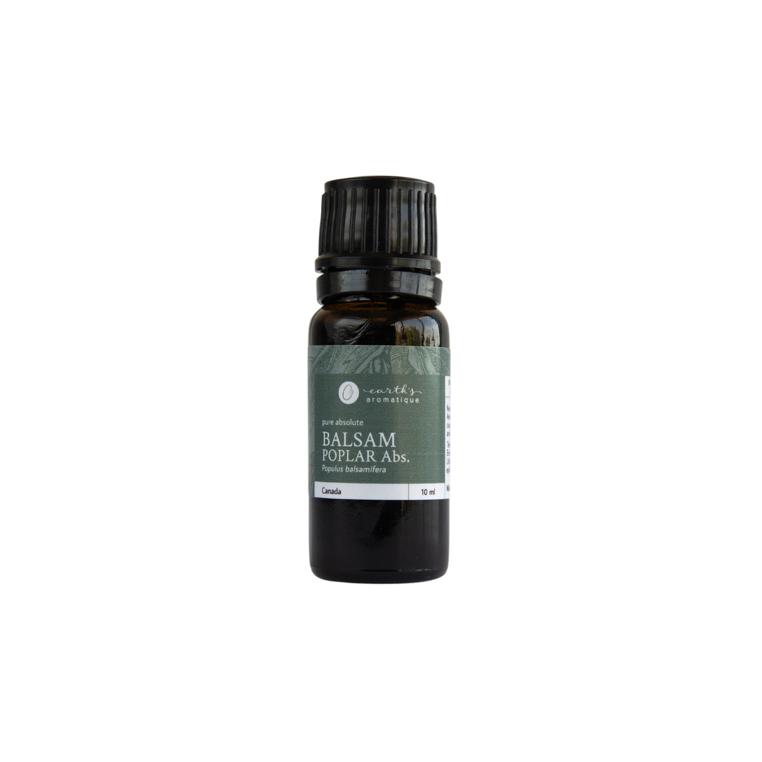 Earth's Aromatique - Poplar Balsam ABS 10ml | Kolya Naturals, Canada