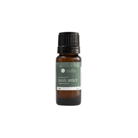 Earth's Aromatique - Holy Basil 10 mL Essential Oil | Kolya Naturals, Canada