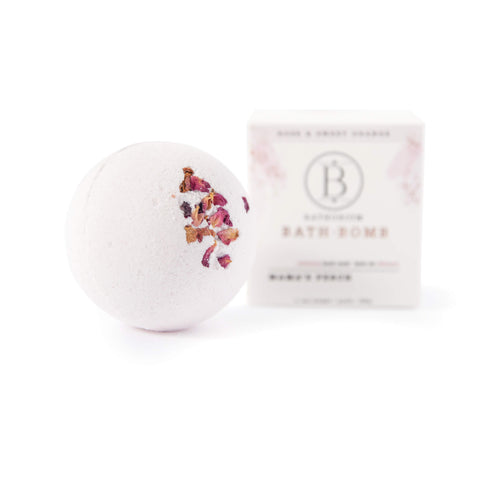 Bathorium - Bath Bomb, Mama's Perch | Kolya Naturals, Canada