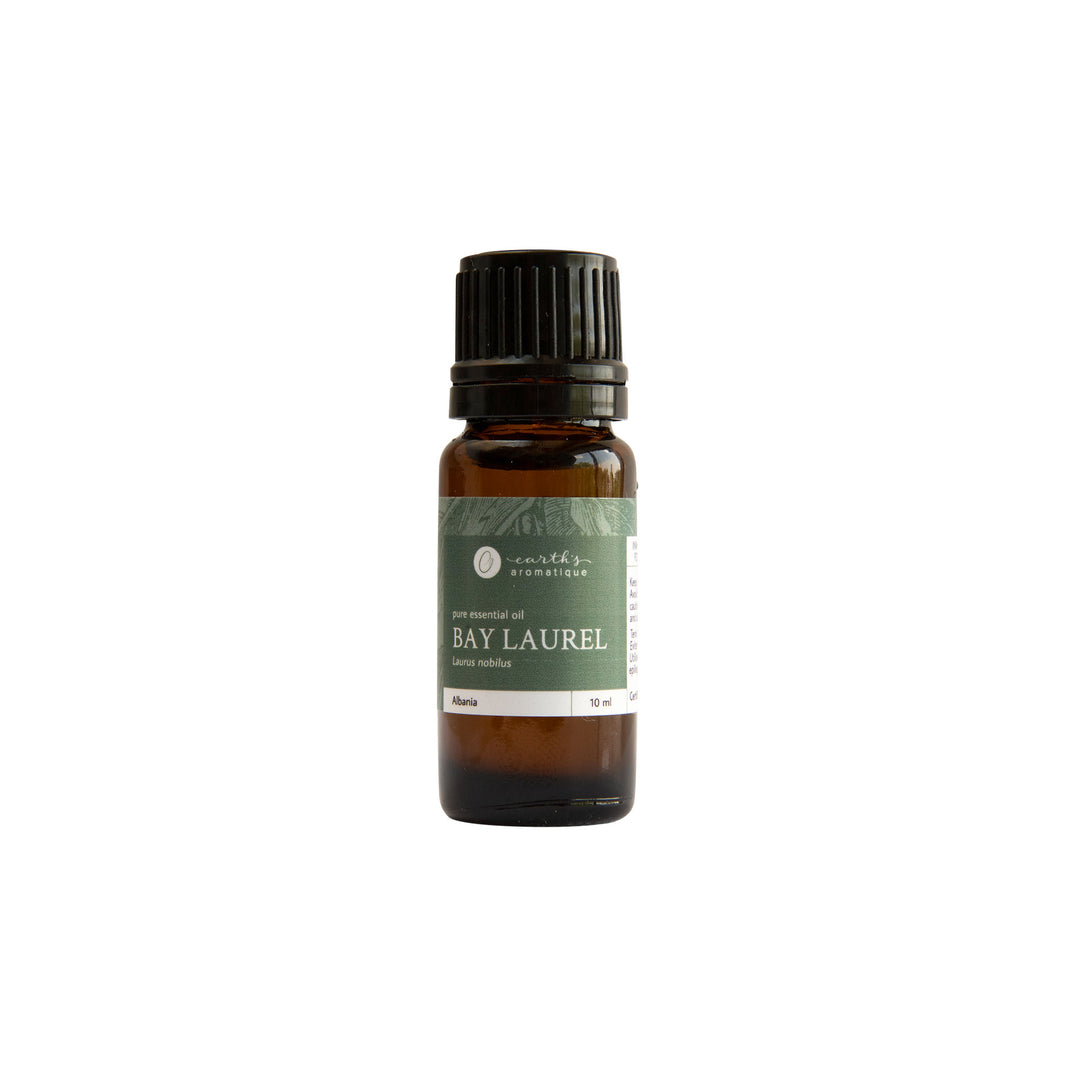 Earth's Aromatique - Bay Laurel Essential Oil 10ml | Kolya Naturals, Canada