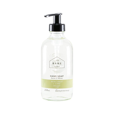 Bergamot & Lime Hand Soap 250ml