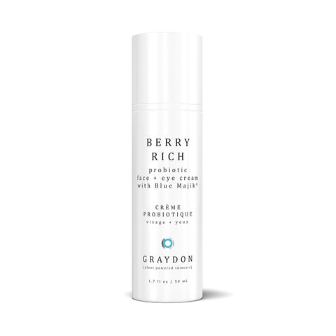 Berry Rich - Probiotic Face + Eye Cream