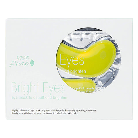 Box of 100% Pure Bright Eyes Mask 5-Pack