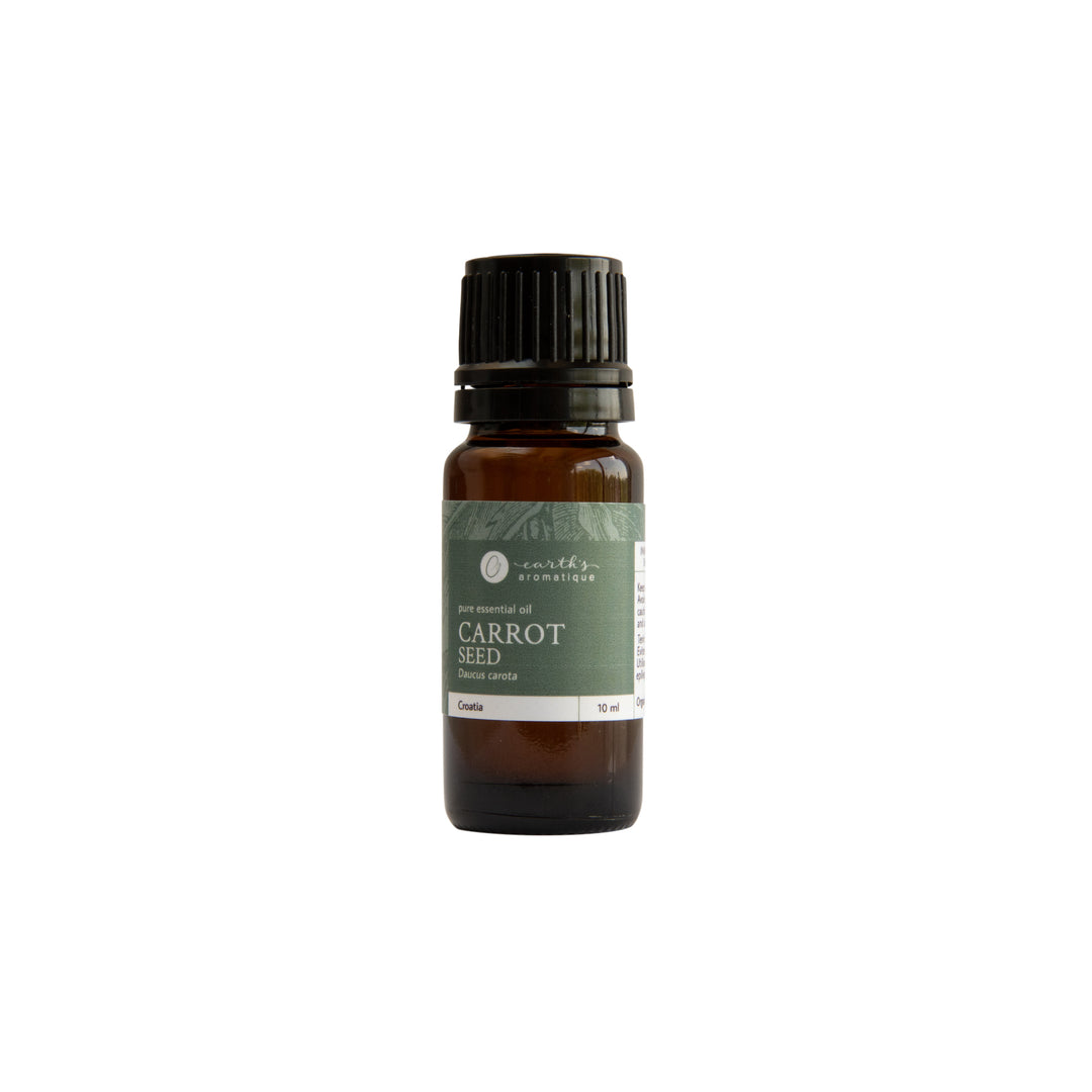 Earth's Aromatique -  Carrot Seed Essential Oil 10ml | Kolya Naturals, Canada