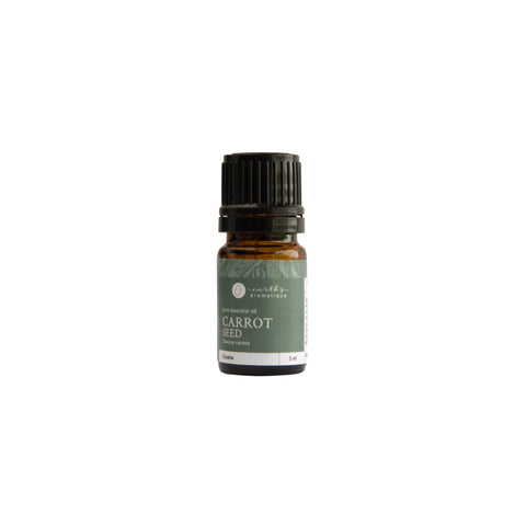 Earth's Aromatique -  Carrot Seed 5 mL Essential Oil | Kolya Naturals, Canada