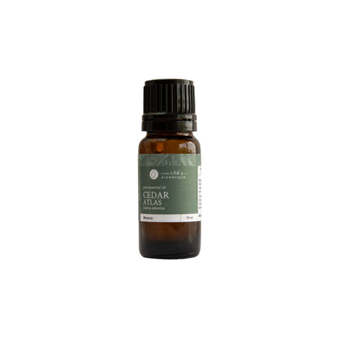 Earth's Aromatique - Cedar Atlas Essential Oil 10ml | Kolya Naturals, Canada