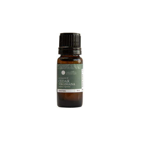 Earth's Aromatique - Virginia Cedarwood Essential Oil 10ml | Kolya Naturals, Canada