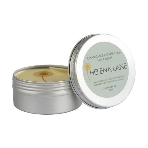 Helena Lane - Chamomile and Calendula Sun Cream | Kolya Naturals, Canada
