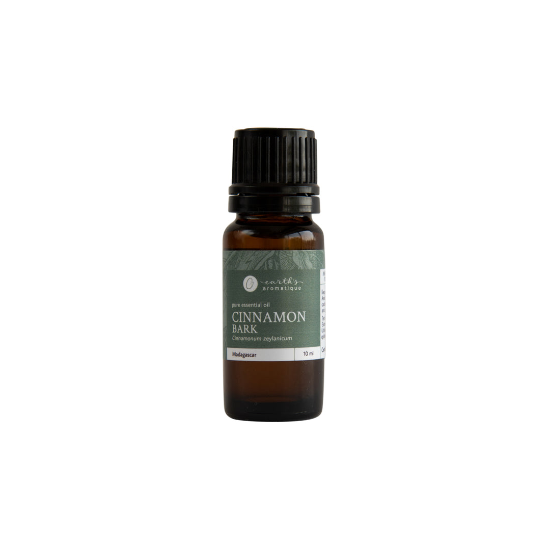 Earth's Aromatique - Cinnamon Bark Essential Oil 10ml | Kolya Naturals, Canada