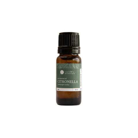 Earth's Aromatique - Citronella Essential Oil 10ml | Kolya Naturals, Canada