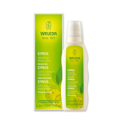 Weleda - Citrus Hydrating Body Lotion | Kolya Naturals, Canada