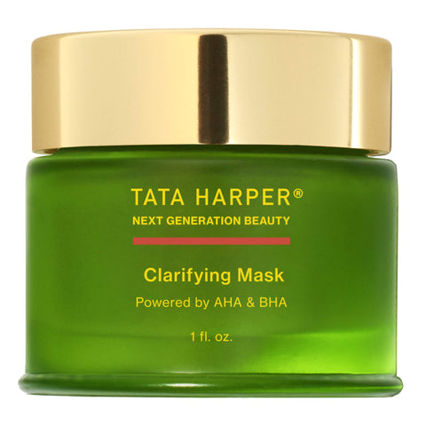 Jar of Tata Harper Clarifying Mask 1 Ounce