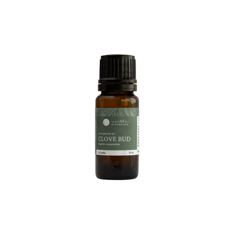 Earth's Aromatique - Clove Bud Essential Oil 10ml | Kolya Naturals, Canada