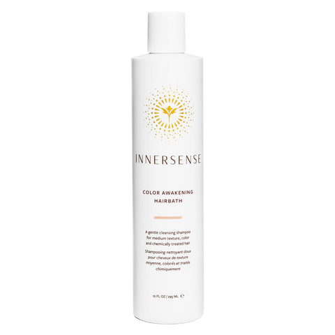 Bottle of Innersense Color Awakening Hairbath 10 Ounces 295 Milliliters | Kolya Naturals, Canada