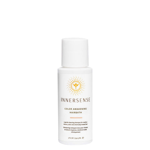 Innersense Color Awakening Hairbath 2 Ounces 59.15 Milliliters Travel Size | Kolya Naturals, Canada