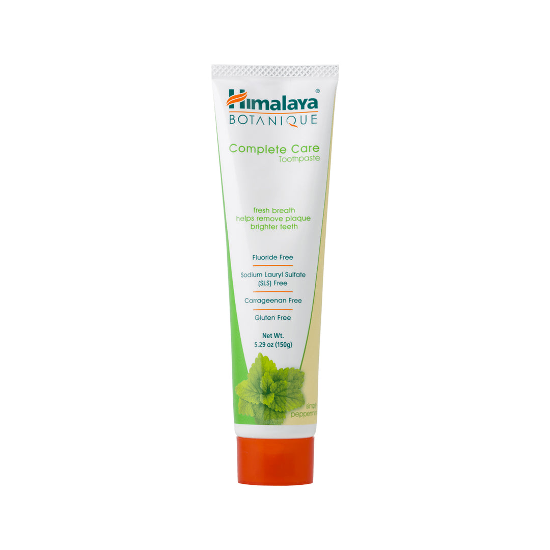 Himalaya - Simply Peppermint Complete Care Toothpaste | Kolya Naturals, Canada
