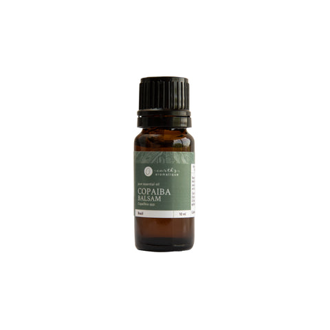 Earth's Aromatique - Copaiba Balsam Essential Oil 10ml | Kolya Naturals, Canada