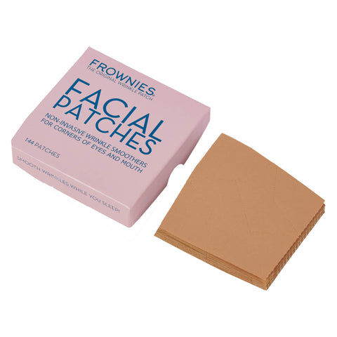Box of Frownies Corner of Eyes & Mouth Facial Patches for Wrinkles